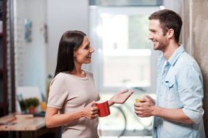 shutterstock_289448717-two-people-talking-coffee-break-Feb20-740×492
