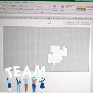 Anche Excel può veicolare il Team Building